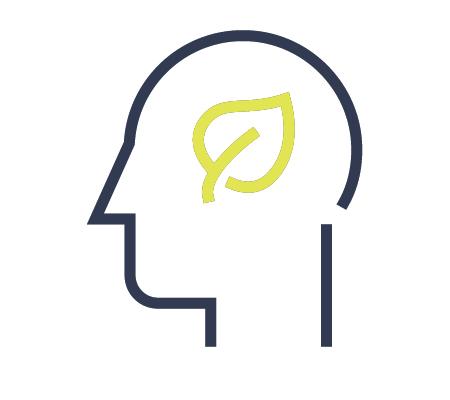 green mind icon